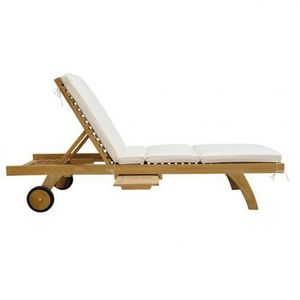 Maisons du monde - matelas bain de soleil oléron - Garden Seat Cushion