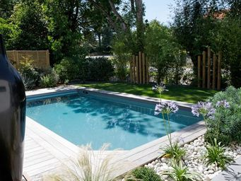 CARON PISCINES -  - Conventional Pool