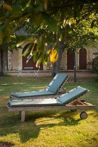 JARDIN PRIVÉ -  - Garden Seat Cushion