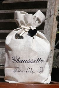 Isabelle Danicourt -  - Drawstring Bag