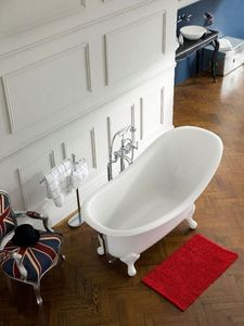 Victoria + Albert - drayton - Freestanding Bathtub With Feet