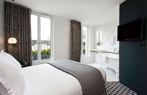 HÔTEL EMILE -  - Ideas: Hotel Rooms