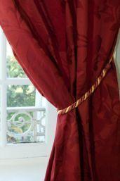 Passementerie Mayer - embrasse câblée viscose - Tieback