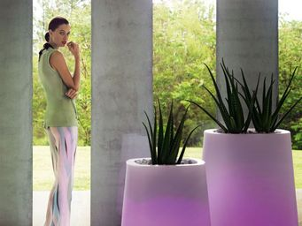 VONDOM -  - Illuminated Pot