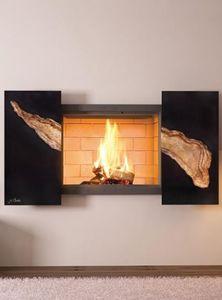 Seguin Duteriez - stella cuivez /etain - Closed Fireplace