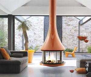 JC Bordelet - zelia 908 - Central Fireplace