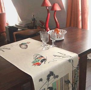 Bontemps - naturaliste - Dining Table Runner