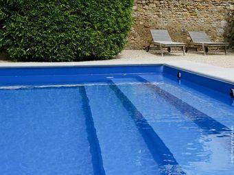 CARON PISCINES - escalier - Conventional Pool