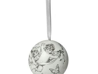 Mathilde M - boule décorative le ballet des papillons - Decorative Ball