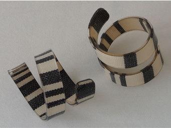 Les Toiles Du Soleil - rond de serviette tom - Napkin Ring