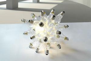 PLANKTON avant garde design -  - Decorative Illuminated Object