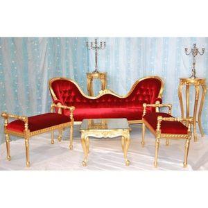DECO PRIVE - ensemble deco mariage pack 10 - Living Room