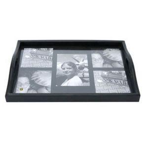 Present Time - plateau à photo personnalisable - Serving Tray