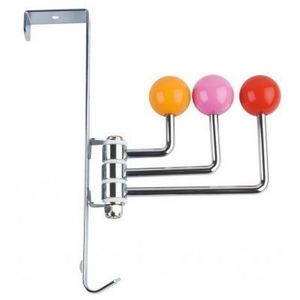 Present Time - porte manteau galaxy pour porte - Coat Rack
