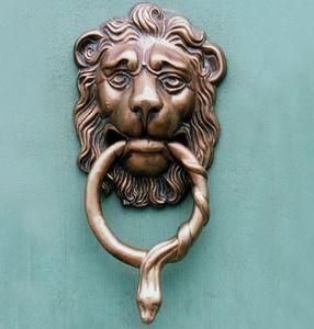 Replicata - portallöwe_ - Doorknocker