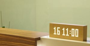 Gingko -  - Desk Clock