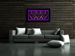 EVANATOSKY CREATION - highlight triptique by evanatosky création - Luminous Painting