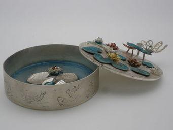 Aline Kokinopoulos - le songe de la grenouille - Jewellery Box