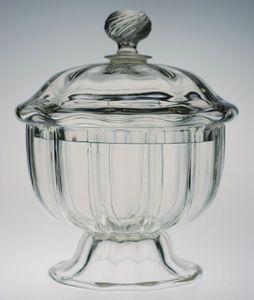 VERRERIES DES LUMIERES -  - Candy Jar