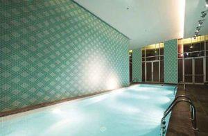 DEMOUR & DEMOUR Mosaïques - palm - Pool Tile