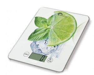 LITTLE BALANCE - citron - Electronic Kitchen Scale