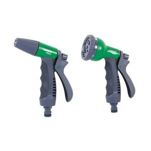 RIBILAND by Ribimex - kit acquapro pistolet jet droit + pistolet multifo - Watering Spray Gun