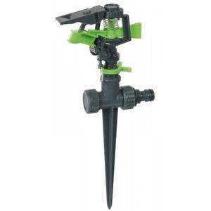 RIBILAND by Ribimex - arroseur cracheur plastique sur piquet plastique r - Automatic Sprinkler