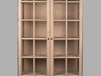 BLANC D'IVOIRE - pete - Display Cabinet
