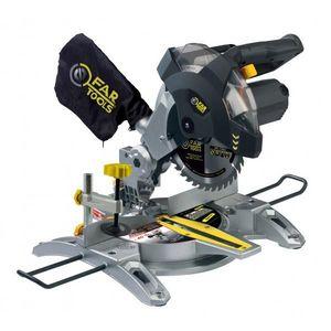 FARTOOLS - scie à onglet radiale 1800 watts 216 mm fartools - Radial Saw