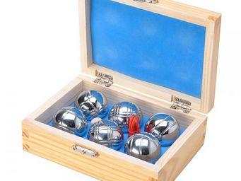 La Chaise Longue - mini coffret jeu de pétanque - French Bowling