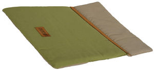 ZOLUX - couette country verte 75x55x4cm - Doggy Bed