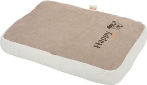 ZOLUX - coussin déhoussable happy en tissu microfibre sabl - Dog Bed