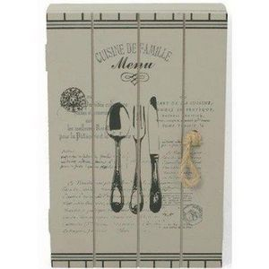 FAYE - boîte à clés cuisine de famille - Key Cupboard