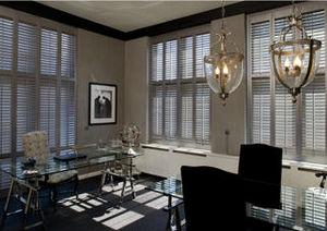 Jasno Shutters - shutters persiennes mobiles - Executive Desk