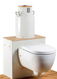 WALTER TANK MANUFACTURE -  - Wall Mounted Toilet