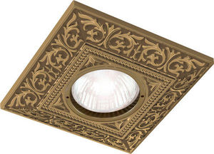 FEDE - emporio square collection - Recessed Spotlight