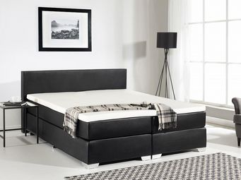 BELIANI - president noir - Double Bed