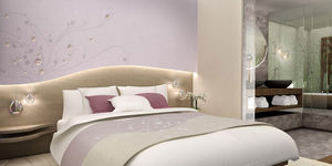 SOPHIE JACQMIN -  - Interior Decoration Plan Bedroom