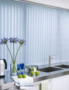 DECO SHUTTERS -  - Blind With Vertical Stripes