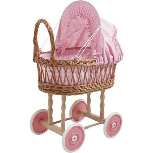 Aubry-Gaspard - berceau poupon camille - Doll Stroller