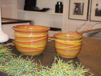 Les Poteries D'albi - louxor - Plant Pot Cover