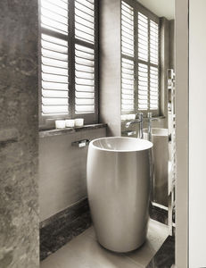 Kelly Hoppen -  - Pedestal Washbasin