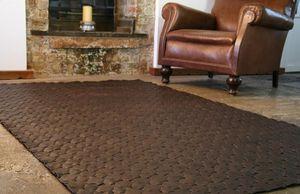 ELVIS AND KRESSE -  - Leather Rug