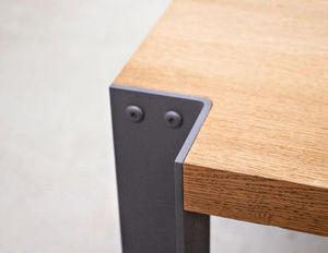 MALHERBE EDITION - table trek - High Dining Table