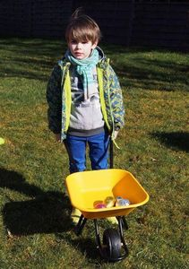 Haemmerlin - enfant- - Wheelbarrow