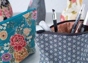 AKIKO - EIN STUCK JAPAN -  - Makeup Bag