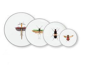 ANIMAL FABULEUX -  - Decorative Platter
