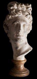 ELUSIO -  - Bust Sculpture