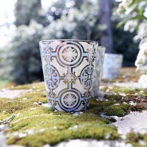 ROSE ET MARIUS -  - Metal Cup