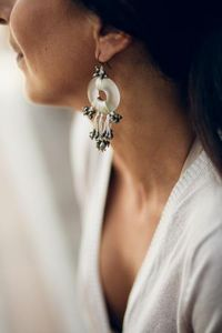 SARABARTKO JEWELS FRANCE -  - Earring